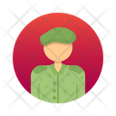 Army Army Man Military Icon