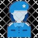 Army Woman Avatar Icon