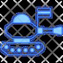 Army Tank Military Icon