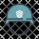 Army Helmet Trooper Icon