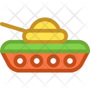 Army Tank Battle Icon