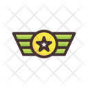 Army Badge Military Badge Badge Icon