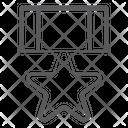 Army Badge Military Badge Award Icon