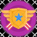 Army Badge Shield Badge Reward Icon