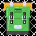 Military Bag Army Bag Backpack Icon