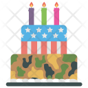Army Birthday Soldier Icon
