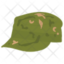 Army Cap Soldier Cap Officer Cap Icon