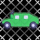 Army Car Icon