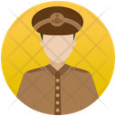 Army Officer Icon