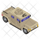 Army Vehicle Military Pickup Army Pickup Icon