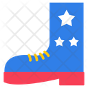 Army Shoe Icon