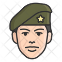 Army Soldier Icon