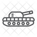 Army Tank Force Icon