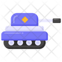 Military Tank Army Tank Weapon Vehicle Icon