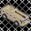 Army Tank Battle Tank Combat Tank Icon