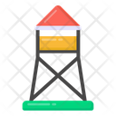 Watchtower Army Tower Military Tower Icon