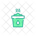 Aroma Therapy Bucket Icon