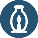 Aroma Candle Aromatherapy Fragrant Candle Icon