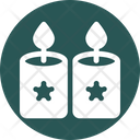 Aroma Candles Aromatic Candles Burning Candles Icon