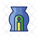 Aroma Lamp Icon