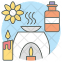 Aromatherapy Occupational Therapy Primary Care Icon