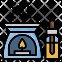 Aromatherapy Essential Oil Icon