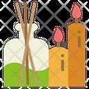 Aromatherapy Smell Spa Icon