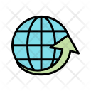 Around The World Icon