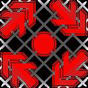 Around Arrow Icon