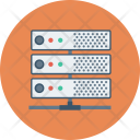 Array Hosting Network Icon