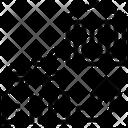 Litigation Tort Jail Icon