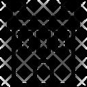 Arrest Confinement Gaol Icon
