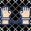 Arrest Crime Criminal Icon