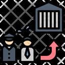 Arrest Businessman Icon