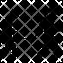 Arrest prostitute Icon