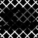 Arrest prostrator Icon