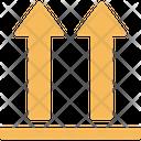 Arrows Two Arrow Icon