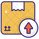 Arrival Parce Arrival Package Box Icon