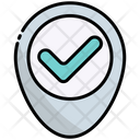 Arrived Package Delivery Icon
