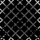 Arroba Chat Dollar Icon