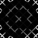 Arroba At Symbol Icon