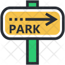 Arrow Hint Indication Icon