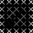 Arrow Expand Screen Icon