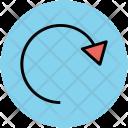 Arrow Circle Reload Icon