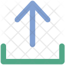 Arrow Up Sign Icon