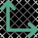 Arrow Direction Indicator Icon