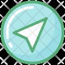 Arrow Click Cursor Icon
