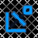 Arrow Pointer Direction Icon