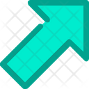 Arrow Upper Rught Icon
