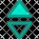 Arrow Sort Up Icon
